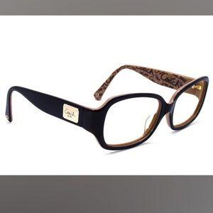Designer Coach Georgette Tortoise Sunglasses